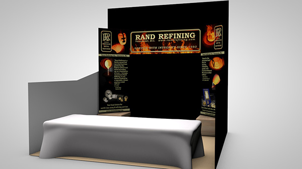 Exhibitor Booth Signage